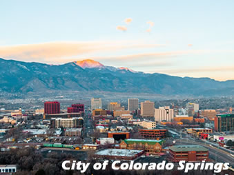 Ville de Colorado Springs