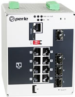 PoE Managed Industrial Ethernet Switch