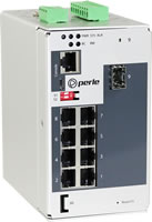 Commutateur Ethernet Industriel Administrable 9 ports